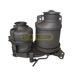 VW2-DPF Cleaning